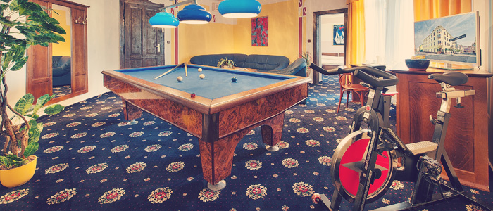 Billiard Suite